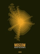 NAXART Studio - Moscow Radiant Map 2