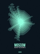 NAXART Studio - Moscow Radiant Map 3