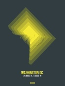 NAXART Studio - Washington DC Radiant Map 4