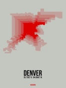 NAXART Studio - Denver Radiant Map 1