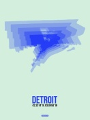 NAXART Studio - Detroit Radiant Map 1