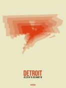 NAXART Studio - Detroit Radiant Map 2
