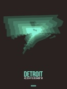 NAXART Studio - Detroit Radiant Map 4