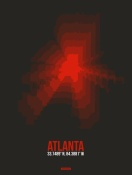 NAXART Studio - Atlanta Radiant Map 3