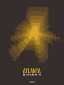 NAXART Studio - Atlanta Radiant Map 4