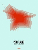 NAXART Studio - Portland Radiant Map 1