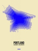 NAXART Studio - Portland Radiant Map 2