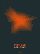 NAXART Studio - Portland Radiant Map 3
