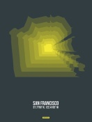 NAXART Studio - San Francisco Radiant Map 1