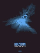 NAXART Studio - Houston Radiant Map 1