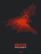 NAXART Studio - Houston Radiant Map 2