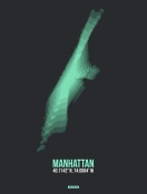 NAXART Studio - Manhattan Radiant Map 2