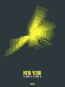 NAXART Studio - New York Radiant Map 1