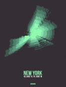 NAXART Studio - New York Radiant Map 2