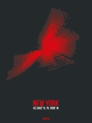 NAXART Studio - New York Radiant Map 3