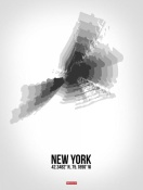 NAXART Studio - New York Radiant Map 4