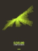 NAXART Studio - Cleveland Radiant Map 1