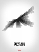 NAXART Studio - Cleveland Radiant Map 4