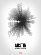 NAXART Studio - Austin Radiant Map 4