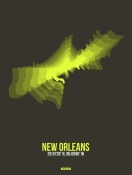 NAXART Studio - New Orleans Radiant Map 1