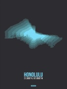 NAXART Studio - Honolulu Radiant Map 3