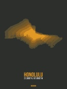 NAXART Studio - Honolulu Radiant Map 5