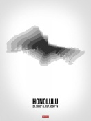 NAXART Studio - Honolulu Radiant Map 6