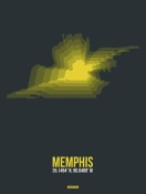 NAXART Studio - Memphis Radiant Map 1