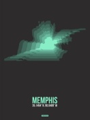 NAXART Studio - Memphis Radiant Map 2
