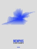 NAXART Studio - Memphis Radiant Map 3