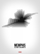 NAXART Studio - Memphis Radiant Map 5