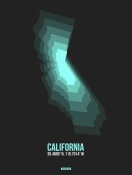 NAXART Studio - California Radiant Map 3