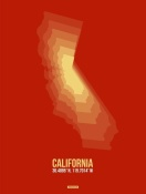 NAXART Studio - California Radiant Map 6