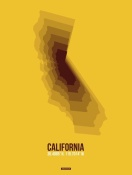 NAXART Studio - California Radiant Map 8