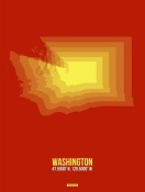 NAXART Studio - Washington Radiant Map 1