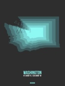 NAXART Studio - Washington Radiant Map 5