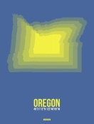 NAXART Studio - Oregon Radiant Map 1