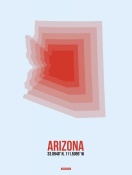 NAXART Studio - Arizona Radiant Map 2