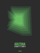 NAXART Studio - Arizona Radiant Map 6