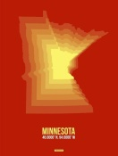 NAXART Studio - Minnesota Radiant Map 2