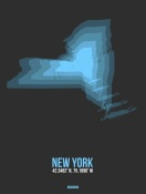 NAXART Studio - New York Radiant Map 5