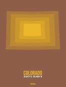 NAXART Studio - Colorado Radiant Map 1