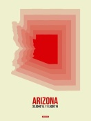 NAXART Studio - Arizona Radiant Map 1