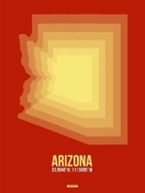 NAXART Studio - Arizona Radiant Map 3
