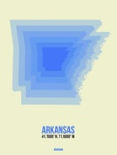 NAXART Studio - Arkansas Radiant Map 2