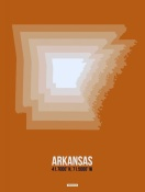 NAXART Studio - Arkansas Radiant Map 3