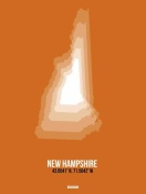 NAXART Studio - New Hampshire Radiant Map 3