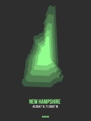 NAXART Studio - New Hampshire Radiant Map 6