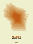 NAXART Studio - Wisconsin Radiant Map 2