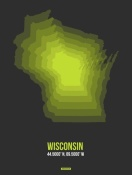 NAXART Studio - Wisconsin Radiant Map 4